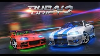 Toyota Supra vs Nissan Skyline R34 Paul Walker Dubai Drift 2 Update