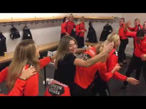 Handbalvrouwen Video Nederlandse Dames Handbal Team Video Dutch