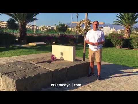 Kandiye (Heraklion), Nikos Kazantzakis Mezarı, Girit - Crete / 09.10.2017 / Erke Medya