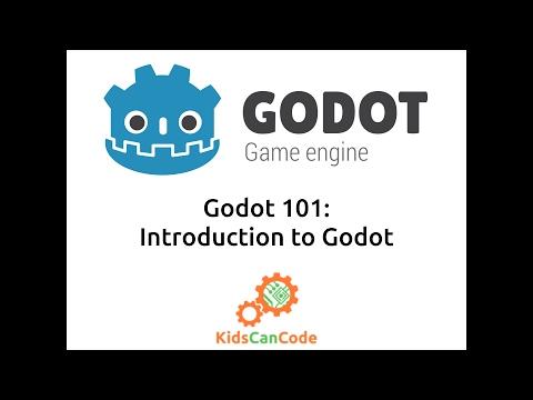 Godot 101 - Part 1: Introduction to Godot · KCC Blog