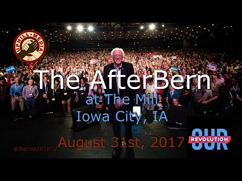 The AfterBern at The Mill - Iowa City, IA - August 31st, 2017