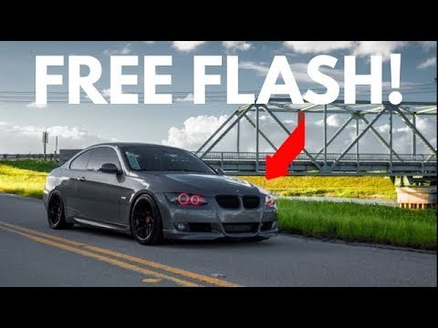 Free BMW N54 MHD Custom Flash Tune? Here's How!
