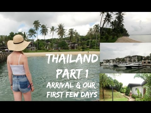 THAILAND // PART 1 - ARRIVAL + OUR FIRST FEW DAYS