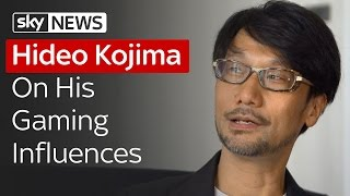 Swipe | Hideo Kojima On His Biggest Influences And The Future Of VR
