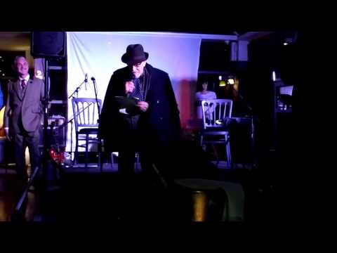 Peter Wyngarde's tribute to Patrick Macnee