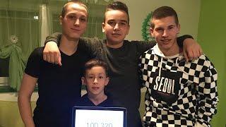 LIVE | Cekamo 100 000 suba!
