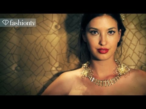 Exquisite Jewelry Photoshoot by Soma Helmi - Juwita Malam Collection for Tulola | FashionTV - FTV