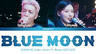 Super Junior (Donghae) (ft. Miyeon of (G)I-DLE) (슈퍼주니어 (동해) …