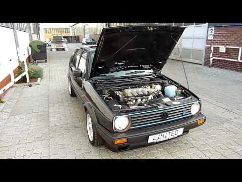 Volkswagen Golf 2 Limited Nummer 53