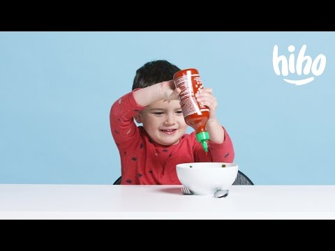 American Kids Try Vietnamese Food | Kids Try | HiHo Kids