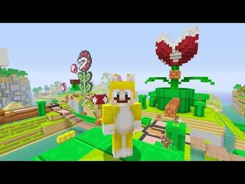 Minecraft: Super Mario Edition - Moo Moo {7}