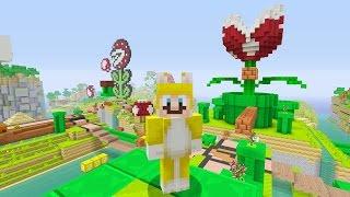 Minecraft: Super Mario Edition - Moo Moo {7}