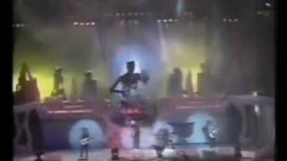 IRON MAIDEN - Donington Monsters of Rock 1988