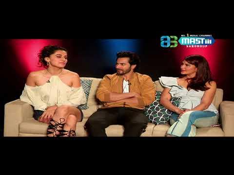 Exclusive Interview | Varun Dhawan, Jacqueline Fernandez & Taapsee Pannu | Judwaa 2