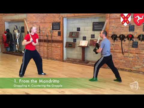 Countering the Grapples - Longsword 4d
