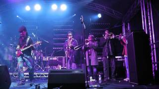 Aswad - Warrior Charge/Mosman Skank (live) - Bristol Vegfest - 29th May 2011