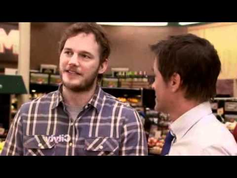 Parks and Recreation: Andy's favourite food