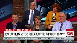 Trump voters discuss DACA and the NFL
