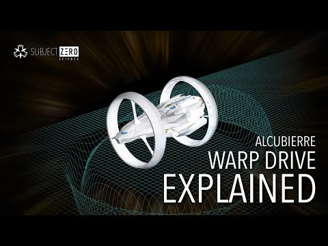 The Alcubierre Warp Field and Anti Matter [2020]