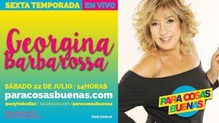 GEORGINA BARBAROSSA - NOTA 22-07-2017