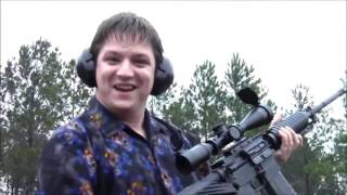 pzk professional zombie killers and tannerite
