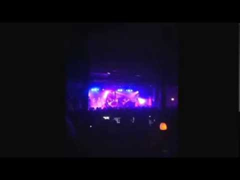 Galactic at the concord theater Chicago December 2013