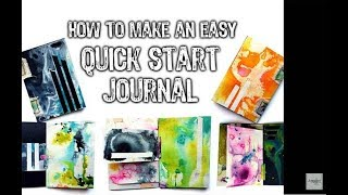 DeeDee Catron's Index Card Quick Start Journal by Joggles.com