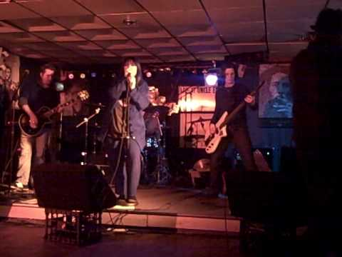 Liz Borden Band- restless soul