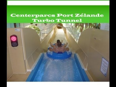 Port Zelande Zwembad : Turbotunnel 98m on offslide centerparcs port zélande ouddorp