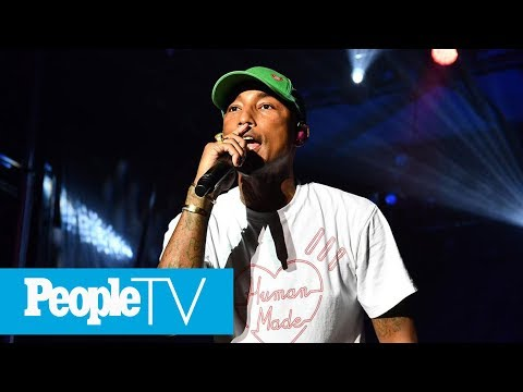 Pharrell Sends Trump Cease & Desist Letter After His Rally Plays 'Happy' | PeopleTV Mp3