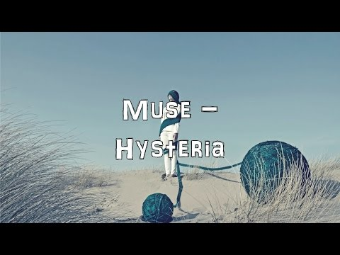 Muse - Hysteria [Acoustic Cover.Lyrics.Karaoke]