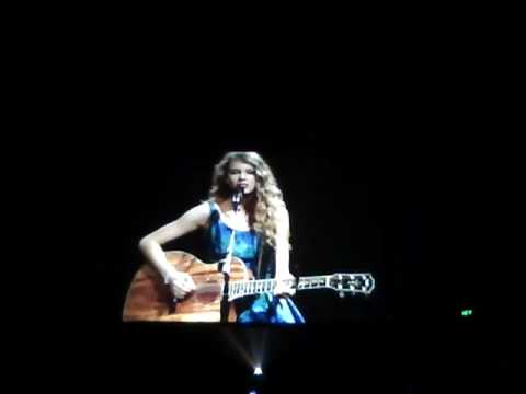 Two is better than one, Taylor Swift, Brisbane 2010