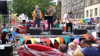 James Brown is Annie - Edinburgh Jazz and Blues Festival