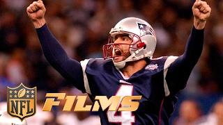 Top 10 Super Bowl Plays: #4 Vinatieri s Super Field Goal | NFL