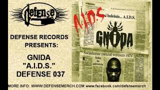 GNIDA - A.I.D.S. (FULL ALBUM) Defense Records