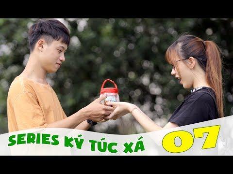 Ký Túc Xá - Tập 7 - Phim Sinh Viên | Đậu Phộng TV
