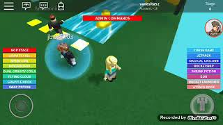 Playing roblox with farid sii