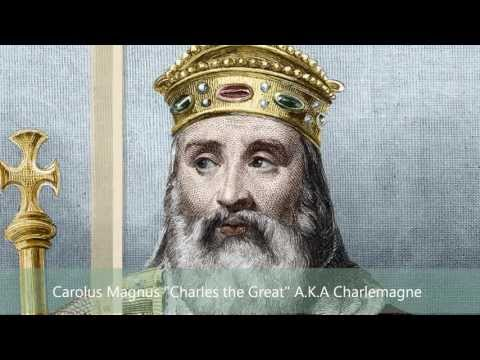 The Vikings on Charlemagne