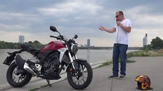 Honda CB300R - Topspeed - Zonkos Sicht