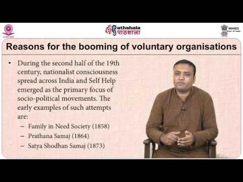 Voluntary Organization and its  History (SWE)