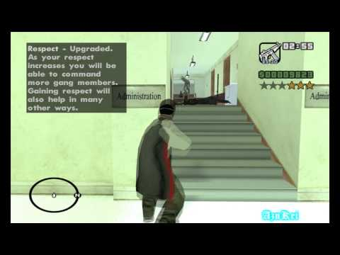 GTA San Andreas DYOM: [Stealth Ronin] The Nemesis (part1) (720p)