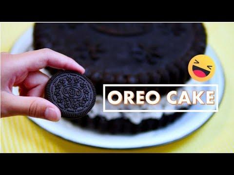 Cara Membuat Oreo Cake Untuk Kue Ulang Tahun