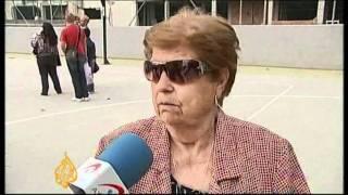Spain quake causes damage
