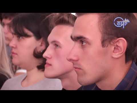 #Таштагол#новости#эфирт  Необычный открытый урок прошел в Таштагольском техникуме