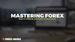 How to Trade Forex Using Price Action (Webinar)