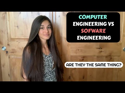 Software Engineering VS Computer Engineering | How Are They Different?