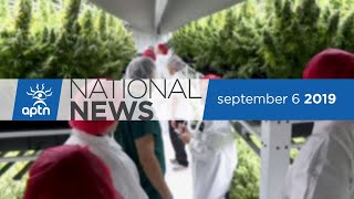 APTN National News September 6, 2019 – First Nation families compensated, When rez dogs – attack