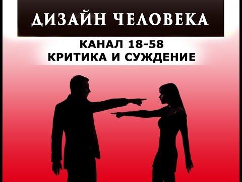 КАНАЛ 18-58 КРИТИКИ и СУЖДЕНИЯ