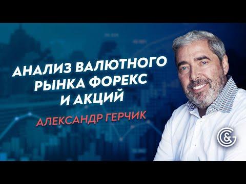Форекс + Акции в одном обзоре! 30 апреля СЮРПРИЗ от Александра Герчика❗