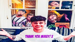 Thank you Mikey x